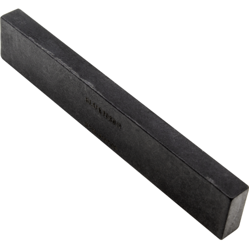 "Nut - Tusq XL, 3/16"" Slab, Black, 63.5mm x 4.75mm x 11.1mm image 1"