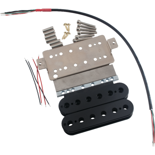 Pickup Parts Set - Humbucker, Bridge image 1