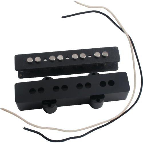Pickup Kit - J-Bass, Black Cover image 1