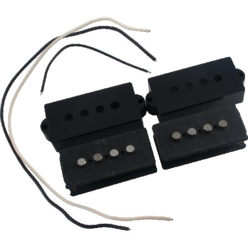 Pickup Kit - P-Bass, Black Cover image 1