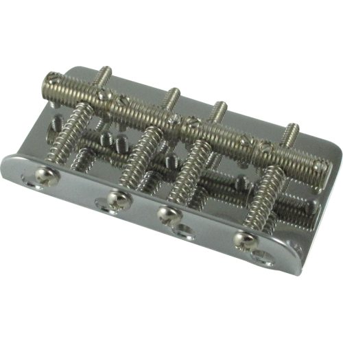 Bridge - Fender®, for Vintage American J/P-Bass, Screws image 1