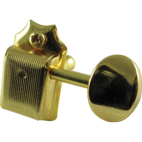 Tuner - Fender®, Vintage Stratocaster/Telecaster, gold image 1