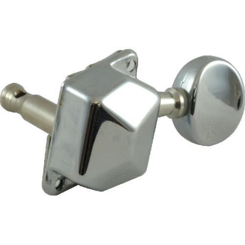 Tuners - Original Fender®, Affinity Strat, Chrome image 4