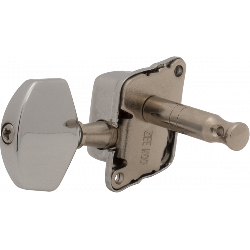 Tuners - Diagonal Mount, Large Schaller-style Knob, 3 per side image 3