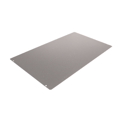 "Cover Plate - Hammond, Steel, 12"" x 10"", 20 Gauge image 1"