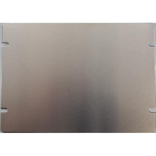 "Cover Plate - Hammond, Aluminum, 7"" x 5"", 20 Gauge image 1"
