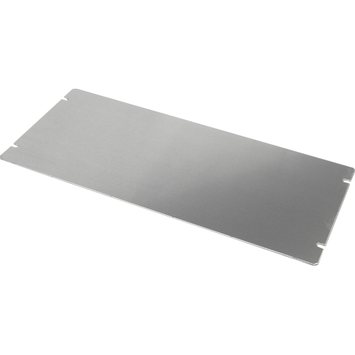 "Cover Plate - Hammond, Aluminum, 9"" x 5"", 0.04"" Thick image 1"