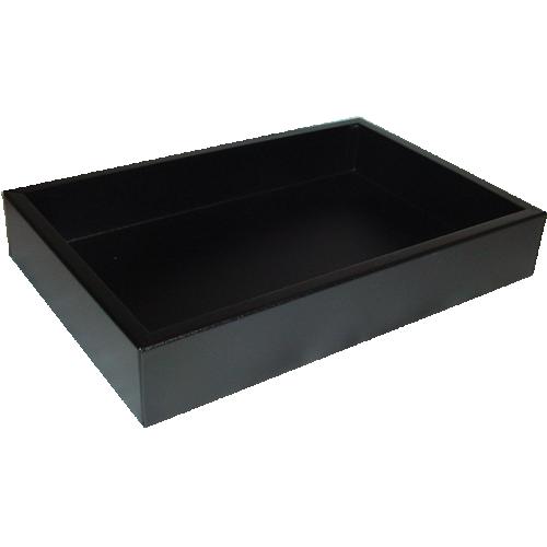 "Chassis Box - Hammond, Steel, 17"" x 10"" x 3"", Black image 1"