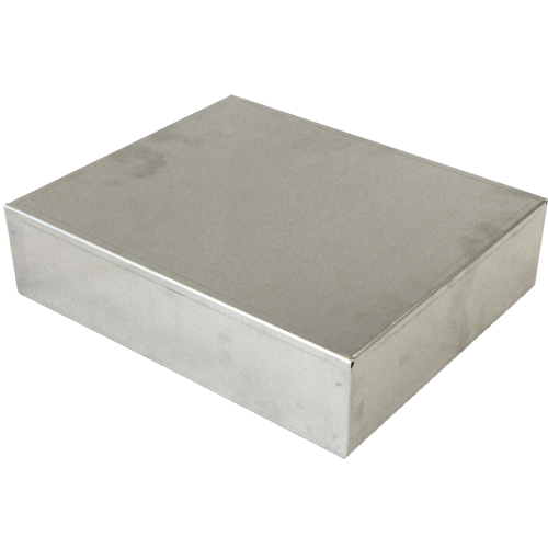 "Chassis Box - Hammond, Aluminum, 12"" x 10"" x 3"" image 1"