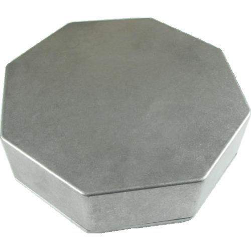 Box, Hammond, Unpainted Aluminum, Octagon,  image 1