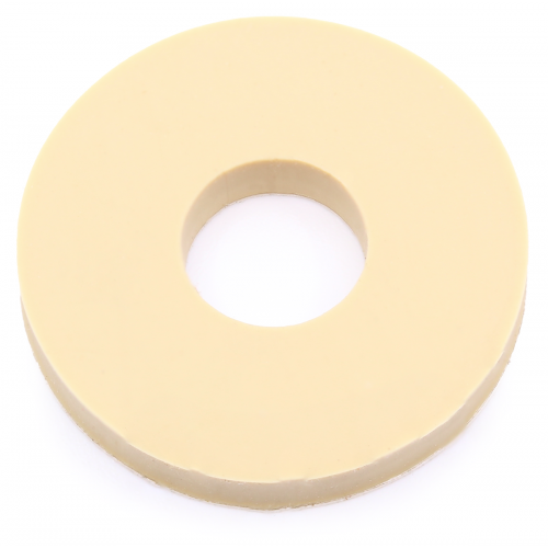 """Washer - 7/8"""" x 1/8"""" Thick, Rubber, Chassis Mount, image 1"""