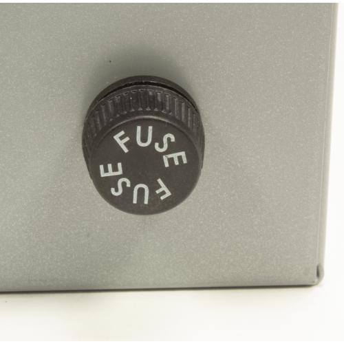 Fuse Holder - 3AG-Type, Low Profile, Knob, Right Angle Spade Lug image 3