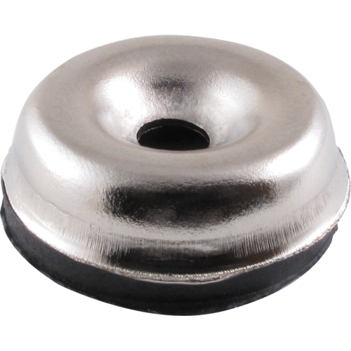 "Foot - Chrome Glides, 15""/16"" Diameter, package of 4 image 1"