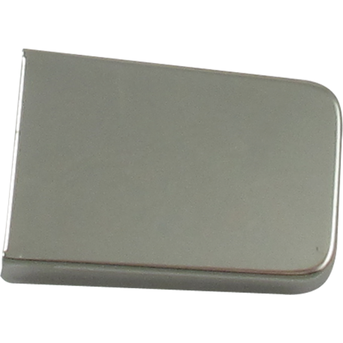 Handle Cap - Marshall Style, Silver image 1