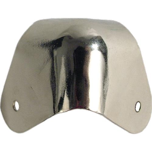 Corner - Fender, Nickel, 2-Hole, Package of 4 image 1