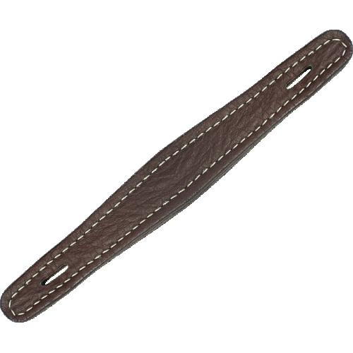 Handle - Reddish-Brown Vintage, Soft Leather, Flat image 1