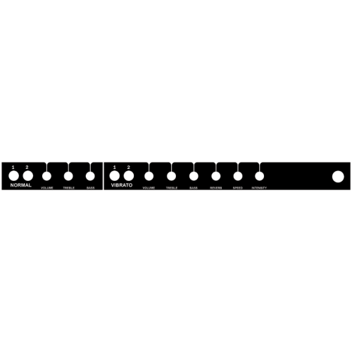 Panel - for Deluxe Reverb image 1