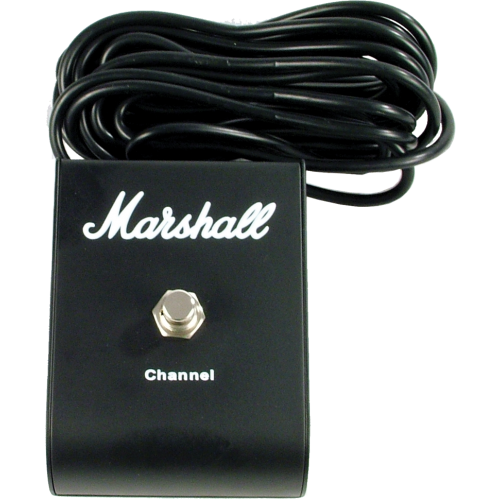 Footswitch Box - Marshall, One Button (Channel) image 1