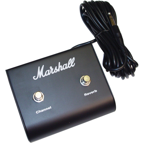Footswitch (P802), Original Marshall, Two Button (Channel, Reverb) image 1