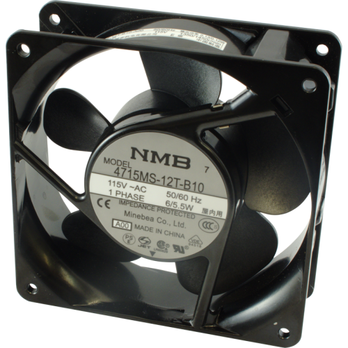Fan - 115V, AC 50/60 HZ, 1 Phase image 1