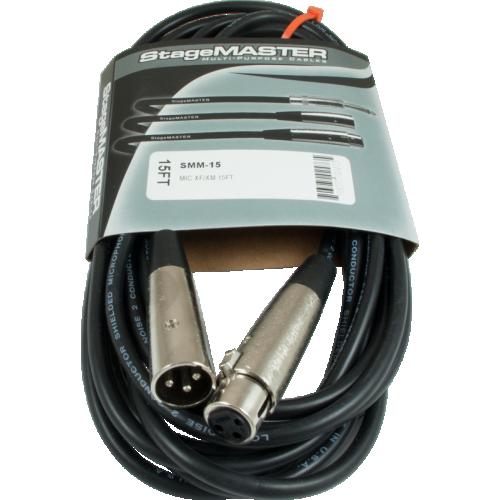 Cable - ProCo Stagemaster, XLR image 2