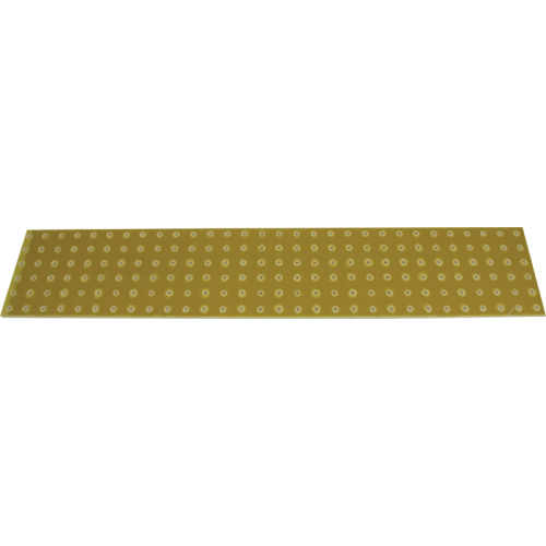 Turret Board - Blank, 2 mm, 180 Holes, 300mm x 60mm image 1