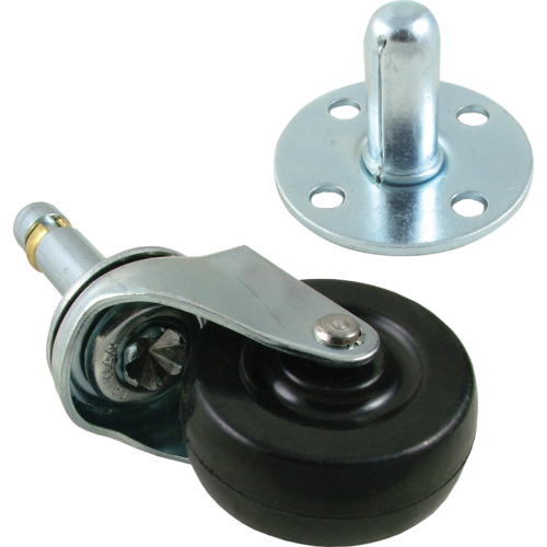 "Caster - Swivel, 2"", Fender Replacement image 1"