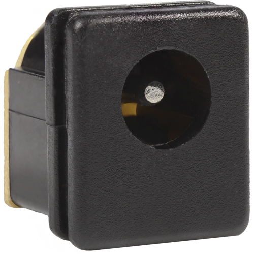 Power Jack - DC Panel Mount, Vintage Boss Style, 5.5mm External, 2.1mm Internal image 1
