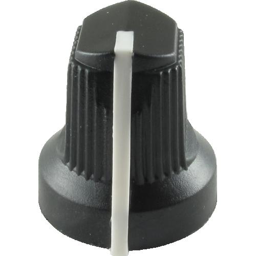 Knob - Fender®, Pointer Knobs, Set Of 6 image 1