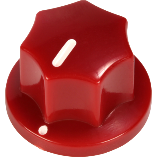 Pictured: Deep Red