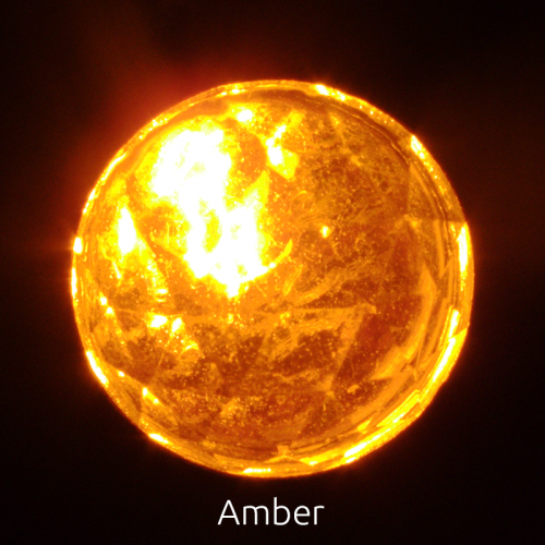 Pictured: Amber