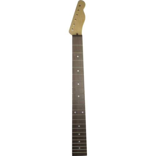 Neck - for Telecaster Guitar, Rosewood image 1