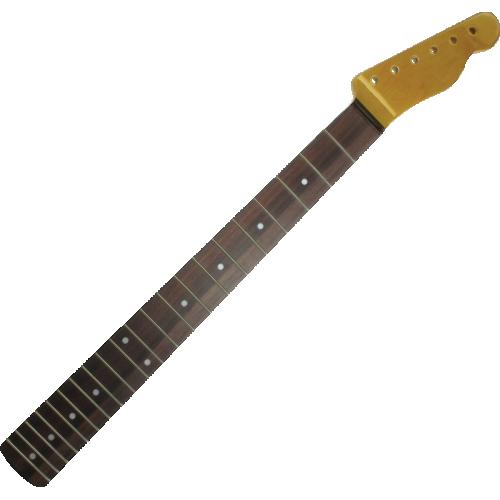 Neck - for Telecaster Guitar, Vintage Rosewood image 1