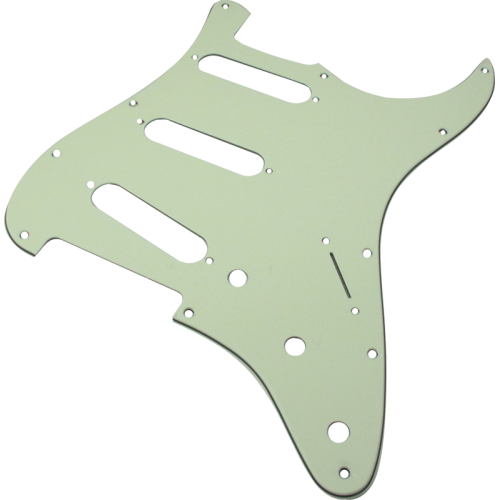 Pickguard - Fender®, for American Stratocaster, 11-hole image 4
