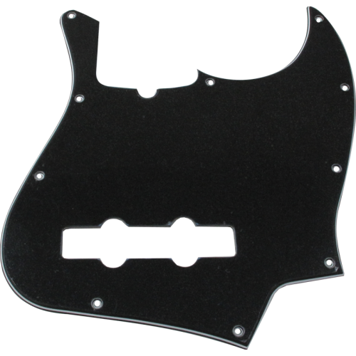 Pickguard - Fender®, for J-Bass, Truss Rod Notch image 1