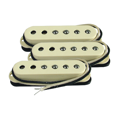 Pickup - Fender, '57/'62 Strat single coil, set of 3 image 3