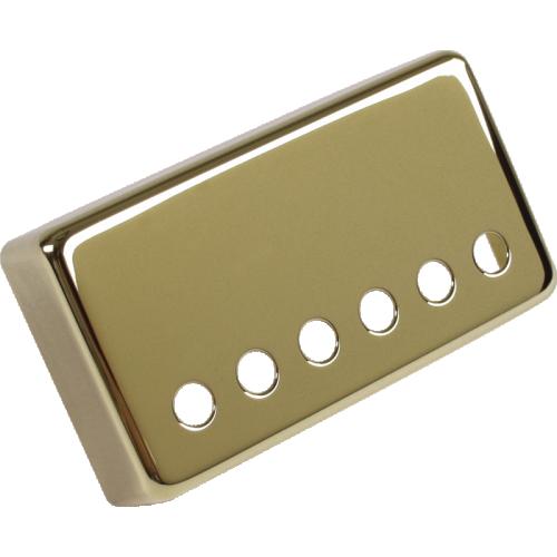 Pickup cover - Gibson®, humbucker bridge, gold image 1