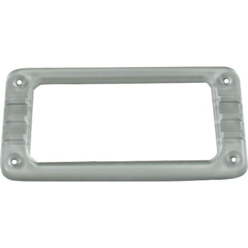 Pickup Mounting Ring - Gretsch, FilterTron, Silver image 1