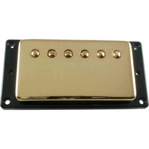 Pickup - Kent Armstrong, Icon Vintage 57 Humbucker (Alnico 3), Bridge, Gold Cover image 1