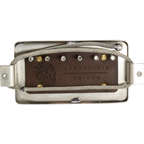 Pickup - McNelly, Humbucker, Cornucopia, Nickel image 2