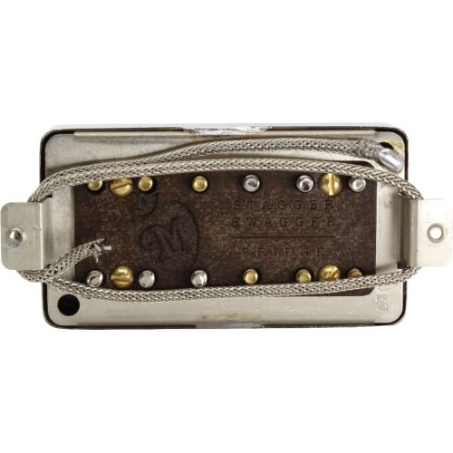 Pickup - McNelly, Stagger Swagger, Bridge, Nickel image 2