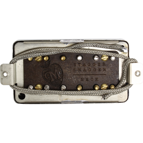 Pickup - McNelly, Stagger Swagger, Neck, Nickel image 2