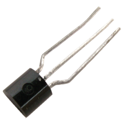 Transistor - Peavey, 2N5400, PNP Amp, 120V, 20MA, TO-92 image 1