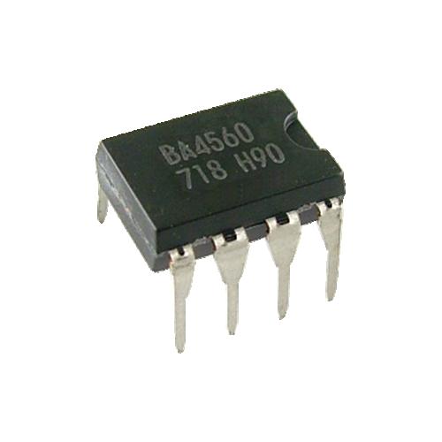 Op-Amp - Dual General Purpose - BA4560, 8 LEG DIP image 1