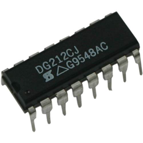 Integrated Circuit - Korg, For Marshall, DG212CJ image 1