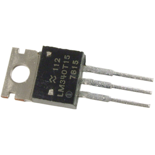 Transistor - Kustom, LM340-15, Fixed-Voltage Regulator image 1