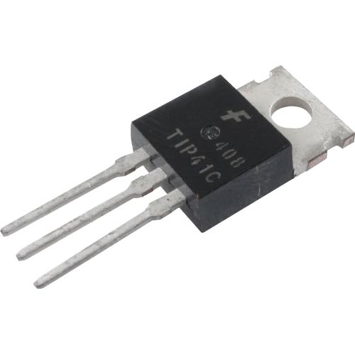 Transistor - TIP41C, NPN Epitaxial Transistor image 1