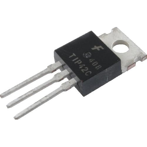 Transistor - TIP42C, PNP Epitaxial Transistor image 1