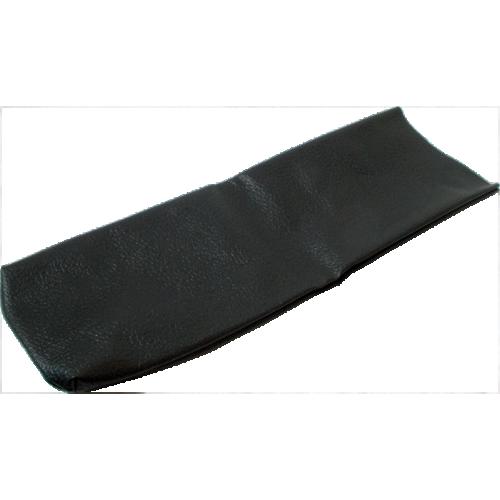 """Reverb Tank Liner - for 17"""" Bag, Handmade Black Tolex image 1"""