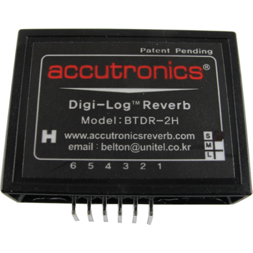 Reverb Module - Accutronics Belton, Digi-Log, horizontal, mini image 1